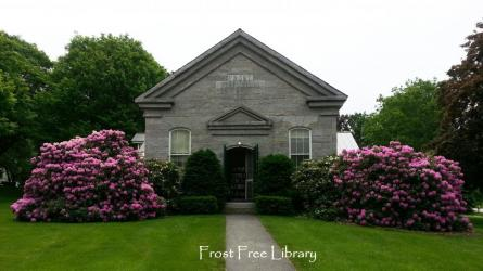 Frost Free Library