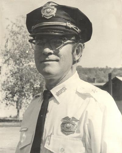 Chief Allan H. Williams