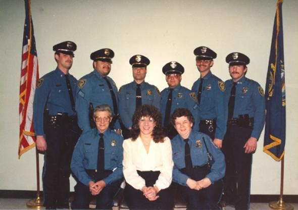 Marlborough Police Department-1991